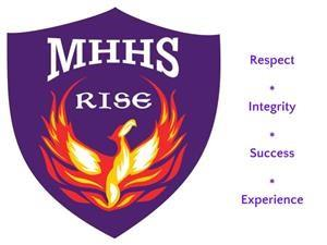 Mt. Harrison Jr. High Logo
